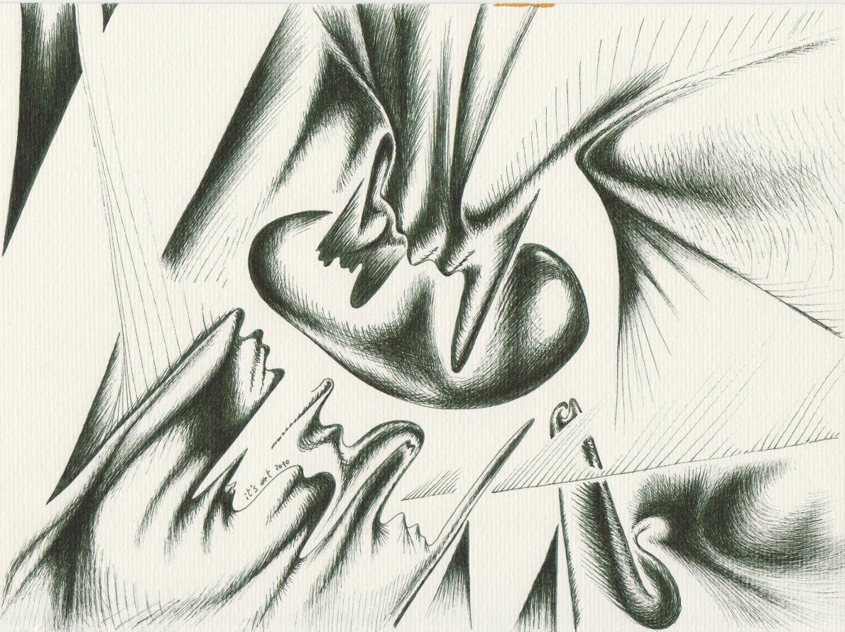 Bianco e nero 1 2010 it 39 s art opera celeste network - Tappeto bianco e nero ...