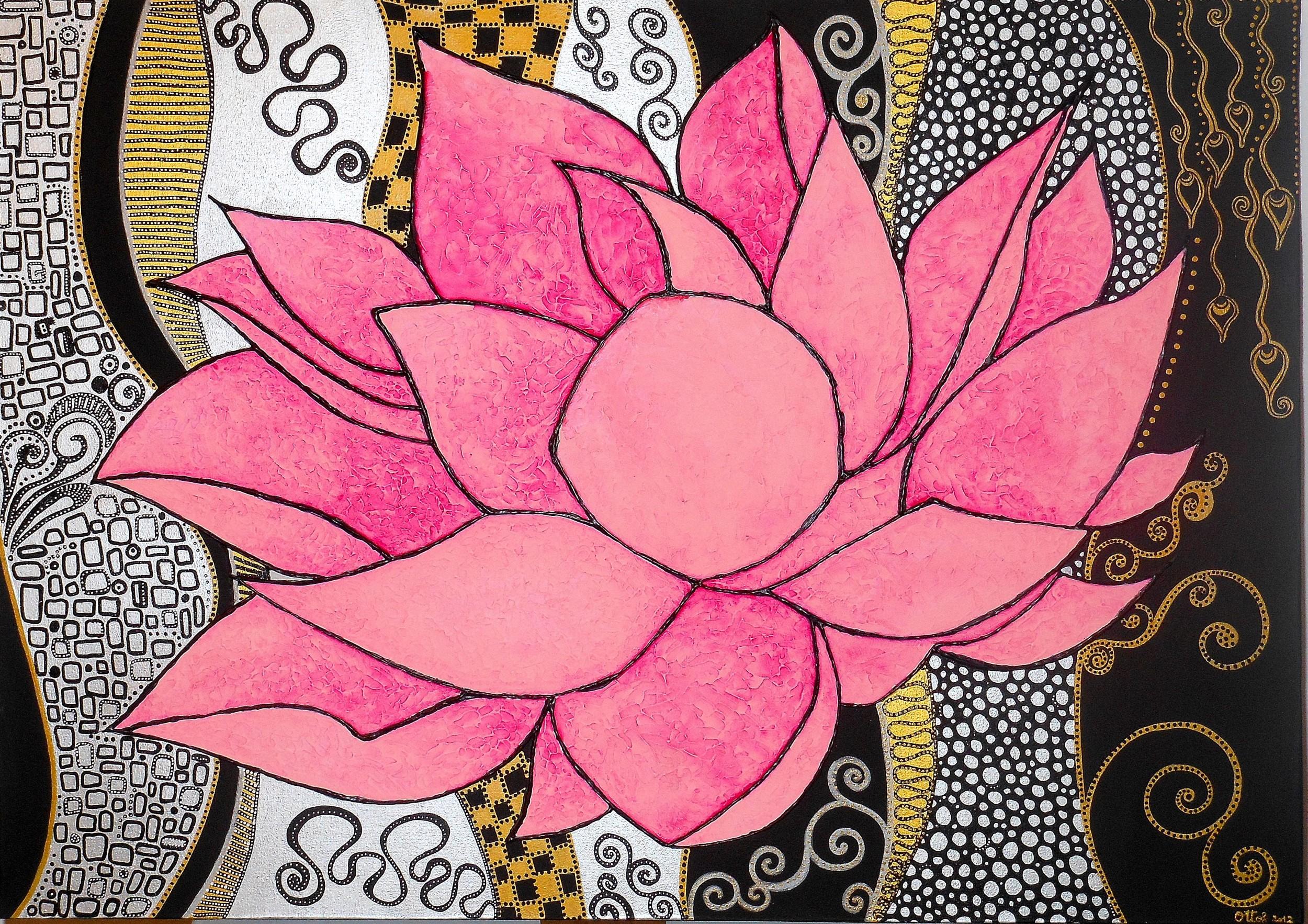 Fiore di loto judo