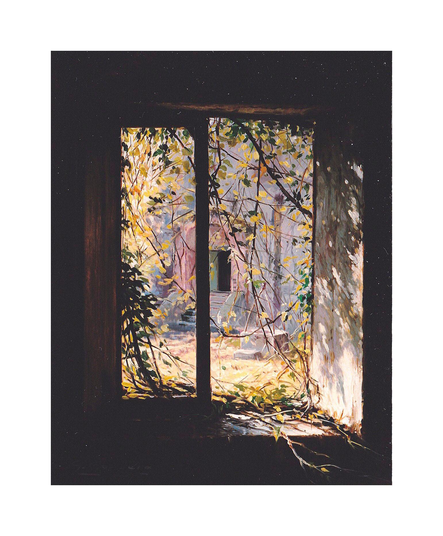 Dalla finestra giuseppe gorgero opera celeste network - Spiate dalla finestra ...