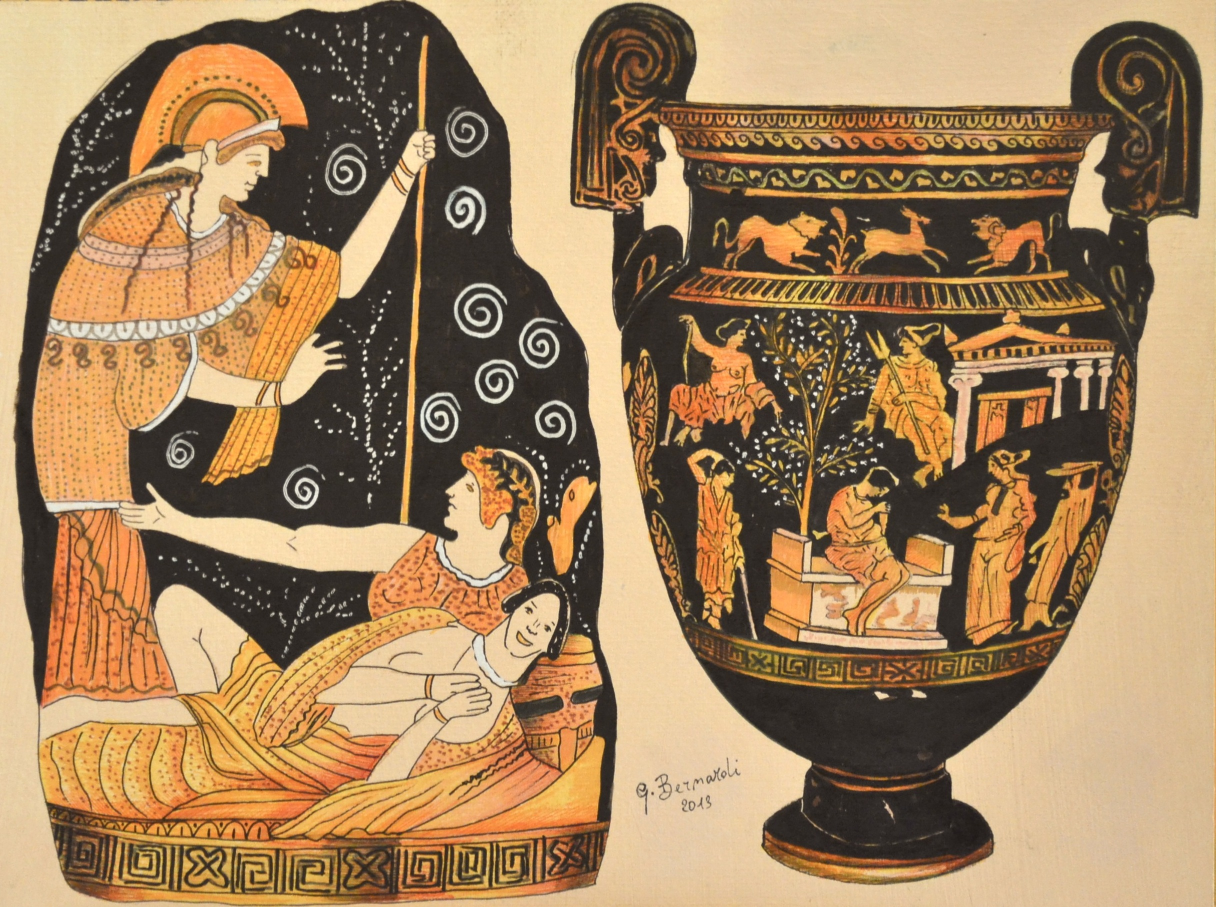 Vasi greci giovanni bernardi opera celeste network for Vasi antica grecia