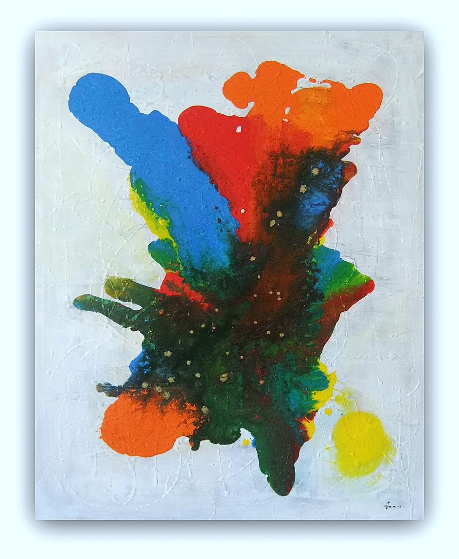 Quadro astratto moderno sanader art pittura astratta for Pittori astratti moderni