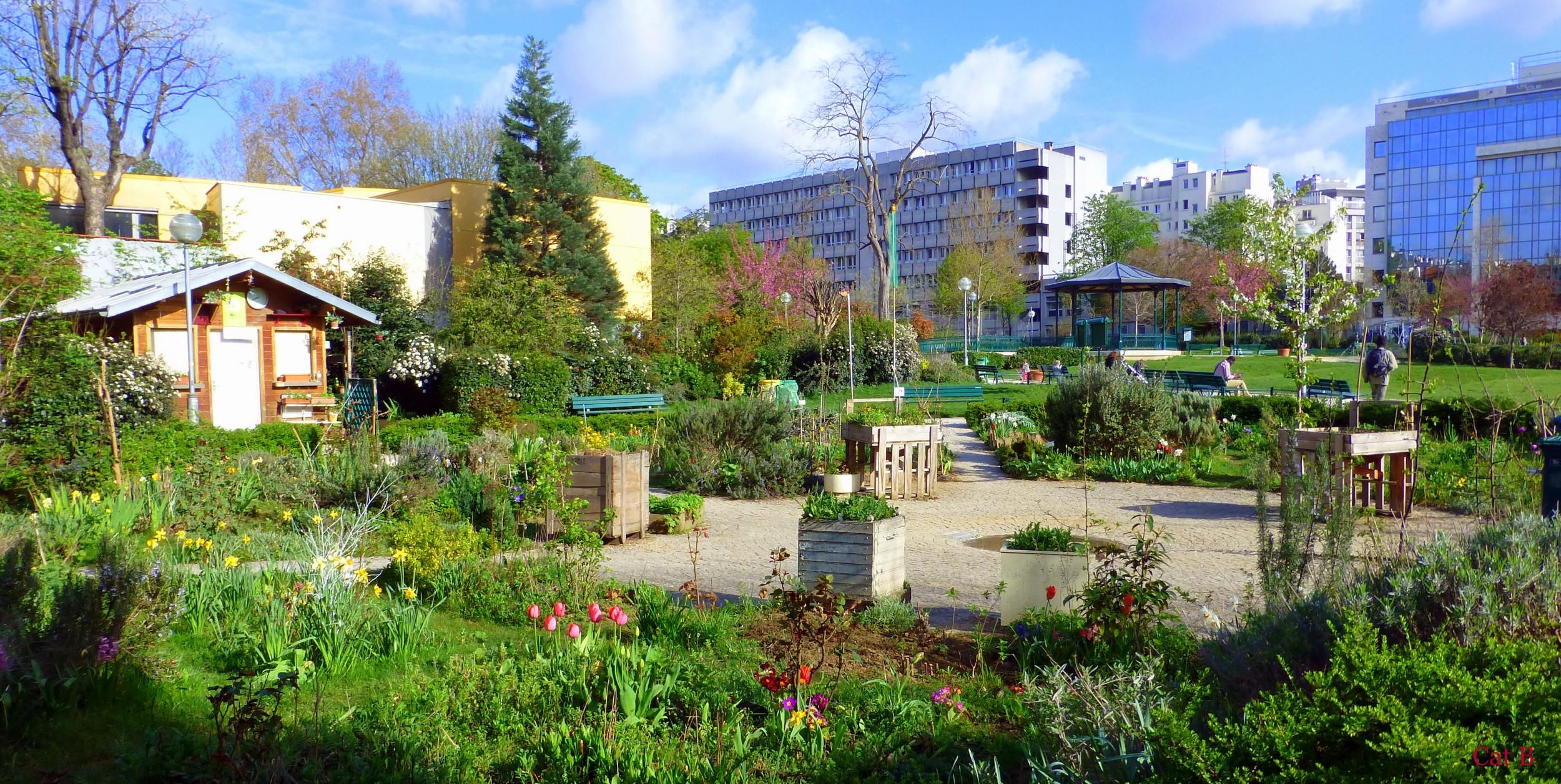 C 39 est un jardin extraordinaire catherine burg opera for Un jardin extraordinaire
