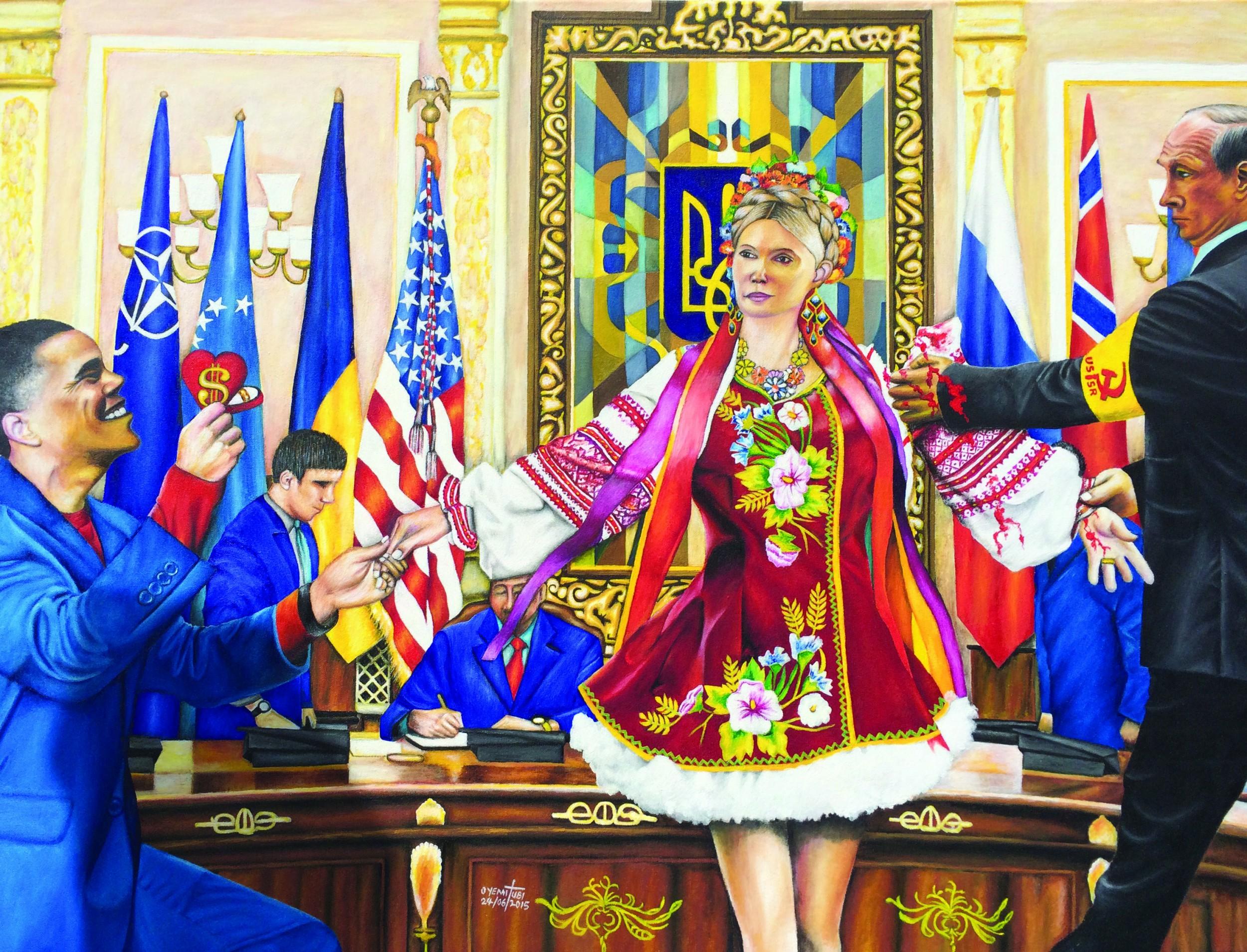 Russian Bride In The Unfortunate 60