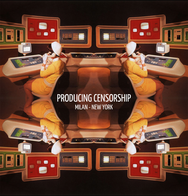 Producing Censorship (Visual)
