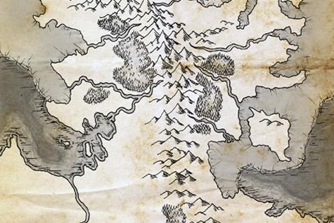 Disegnare una mappa fantasy blogs celeste network for Disegnare una piantina