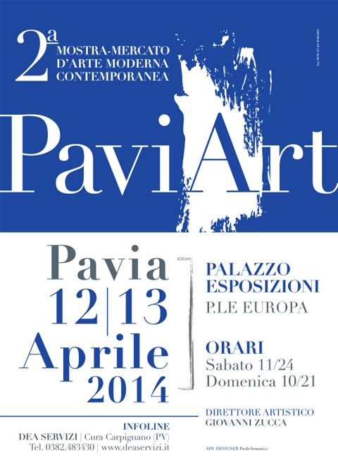 Paviart 2a Fiera D Arte Moderna E Contemporanea Eventi
