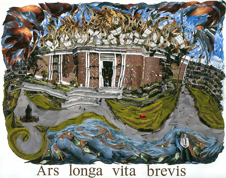 Ars longa vita brevis michelle molyneux opera celeste for Vita brevis ars longa tattoo