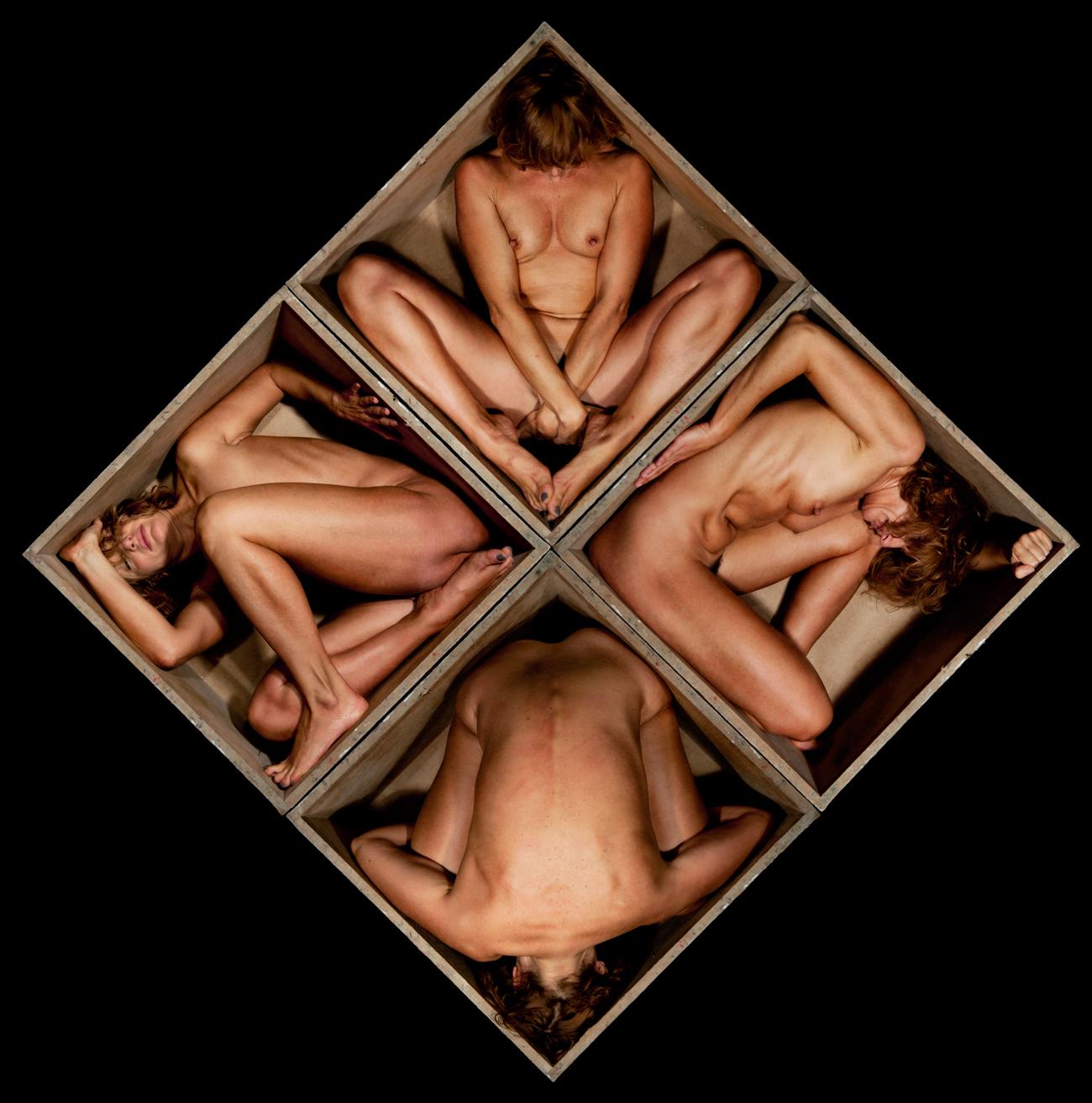 Minimal spaces iii alessandro anemona opera celeste for Minimal art opere