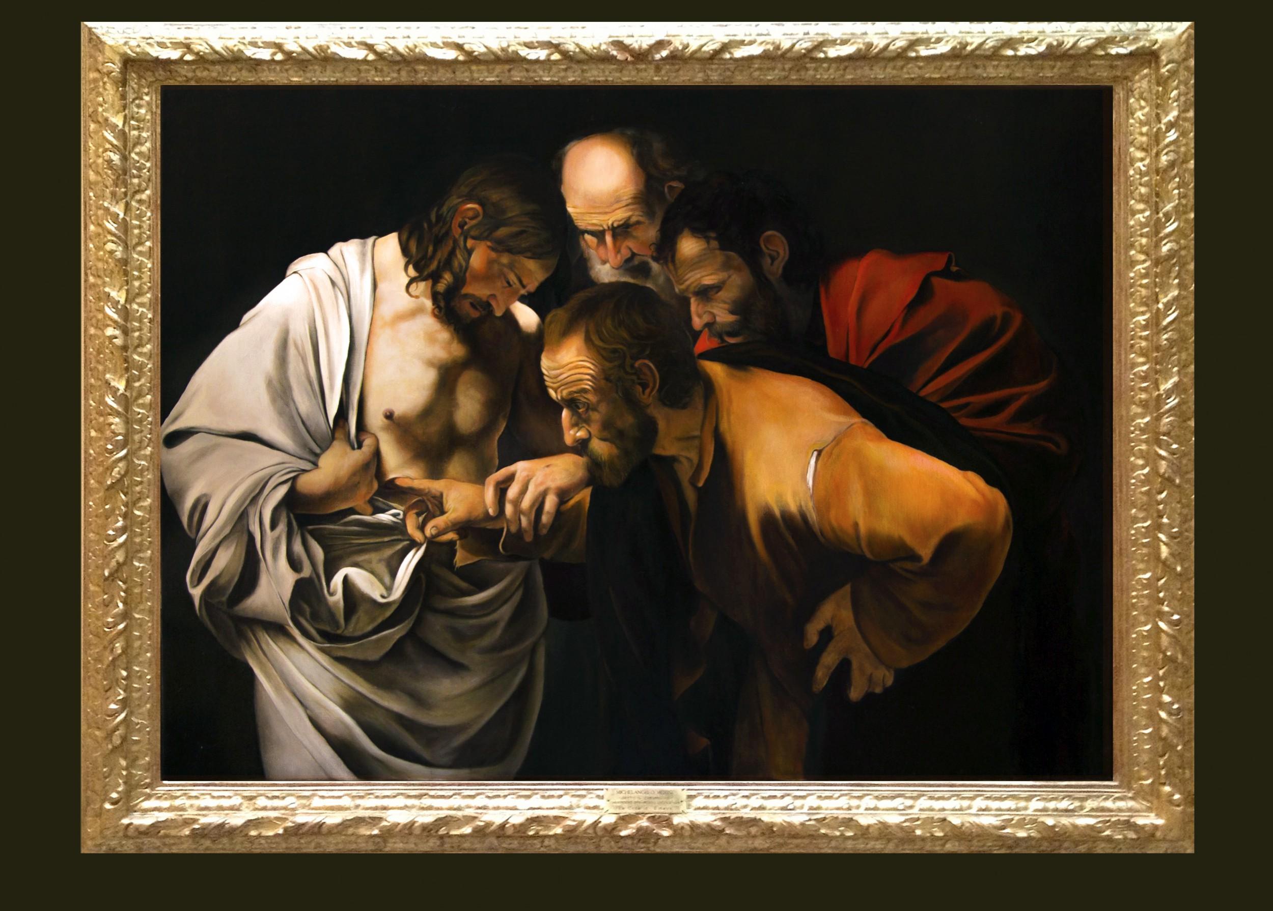 caravaggios paintings inspired - 900×657