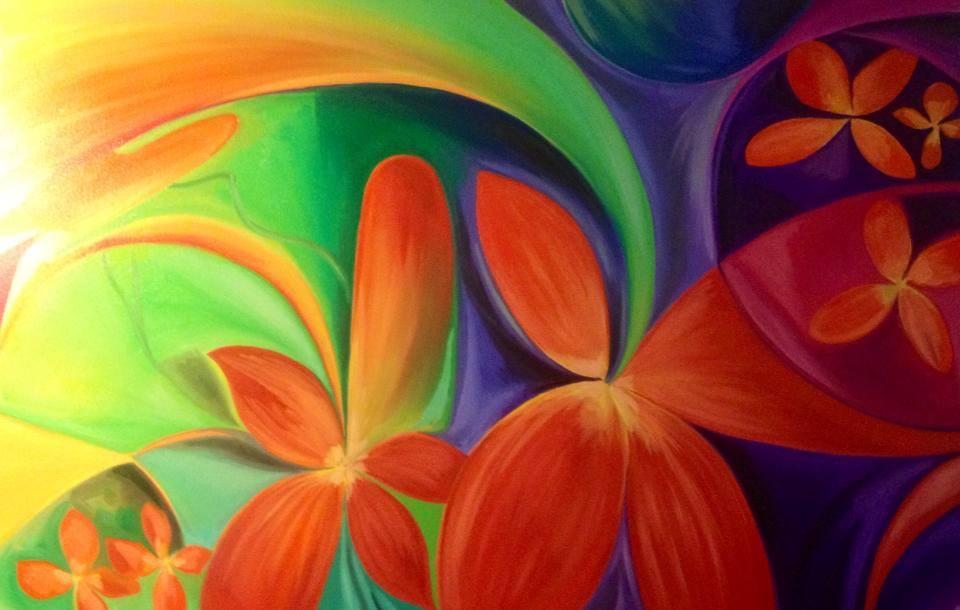 Bolle di fiori alessandro tognin opera celeste network for Immagini di fiori dipinti