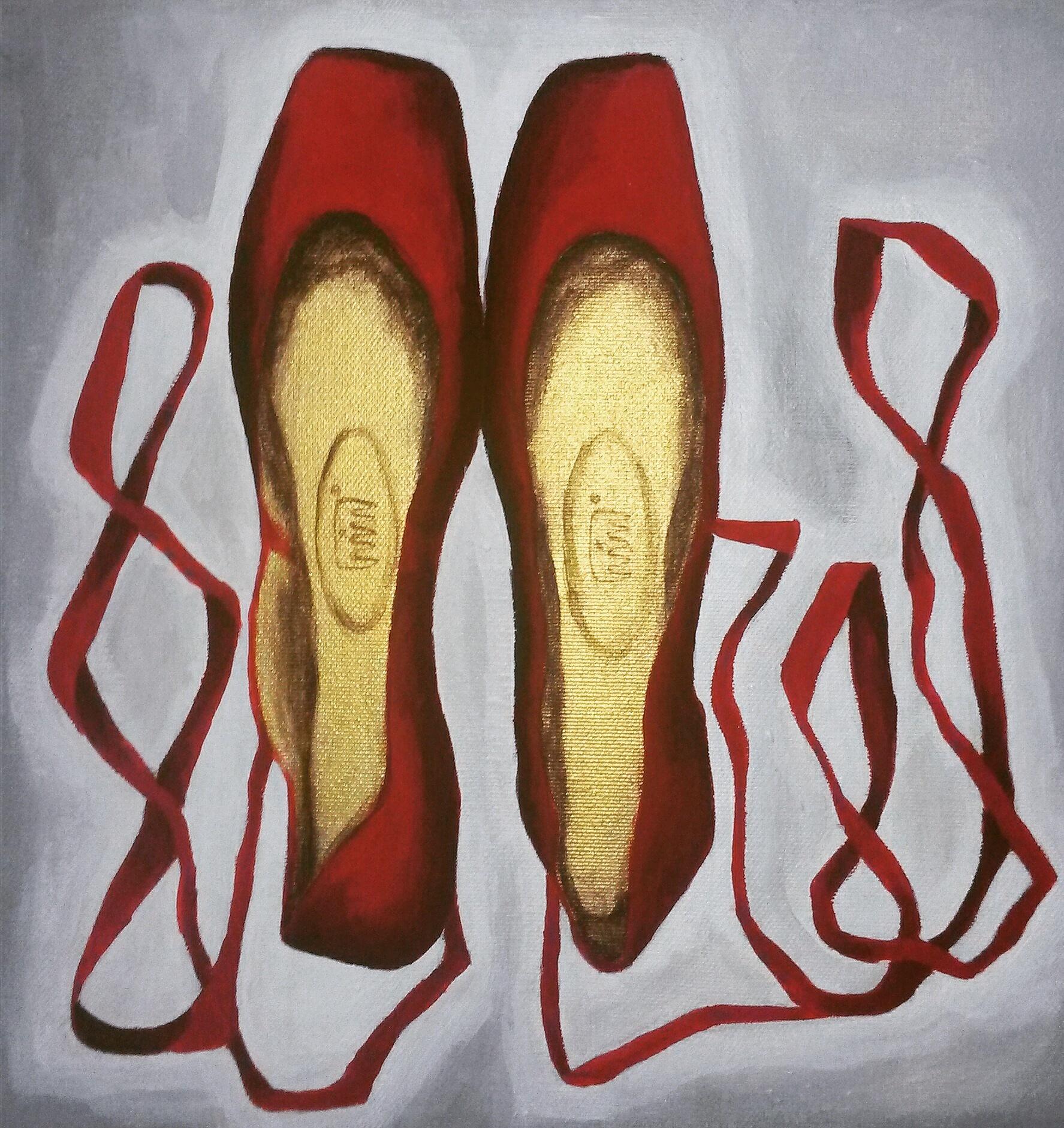 scarpette rosse ines merola opera celeste network scarpette rosse ines merola opera