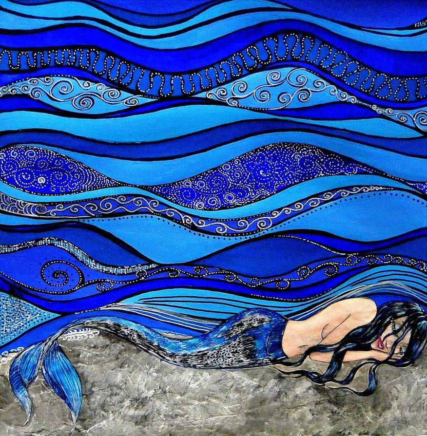 Sirena che dorme