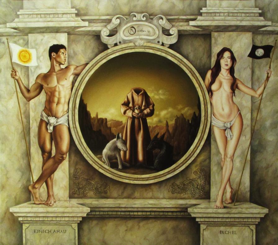 Mythology of Central America
