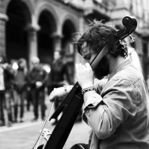 Un musicista di Bologna