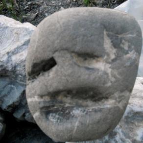 L'ARTE dei SASSI...HOMO TALBIN