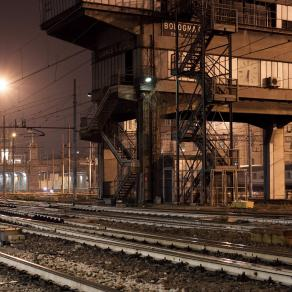 Bologna Centrale  ( the abandonment of Shiʹnar )