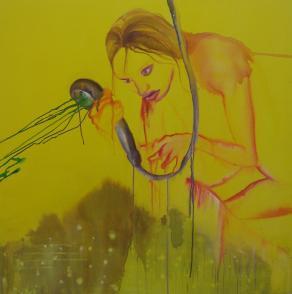 Princess Yellow & the Shower Hose