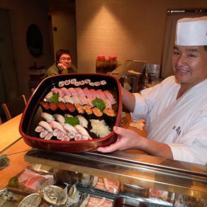 maestro di sushi