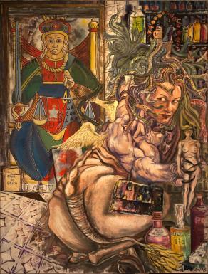 La madama giustizia e la domatrice di leoni