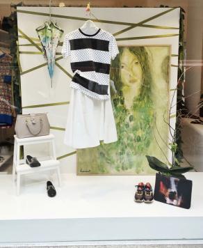 """Natura-Cultura"" arreda un negozio milanese"