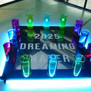 """2025 DREAMING WATER"""