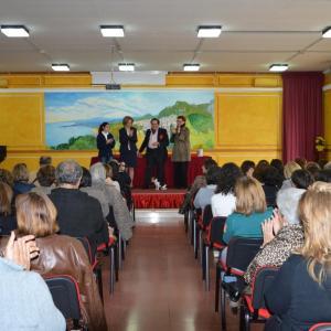 Intitolazione dell'Aula Magna al maestro Ghumbert di Cattolica