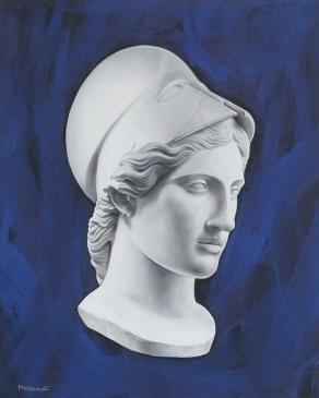 Testa di Atena