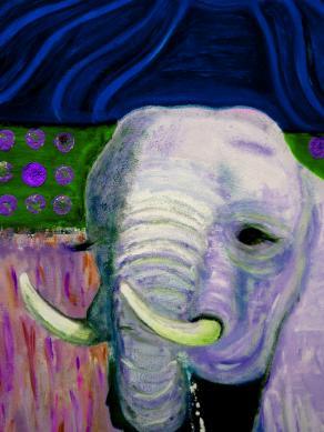 Elephant of abundance