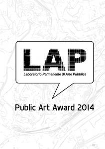LAP Public Art Award - Mostra